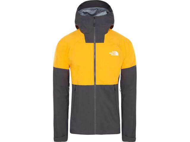 The North Face Impendor C-Knit Jacket Herre zinnia orange/asphalt grey